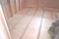 壁・床補強工事