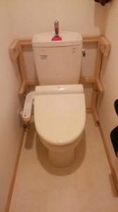 トイレの下地