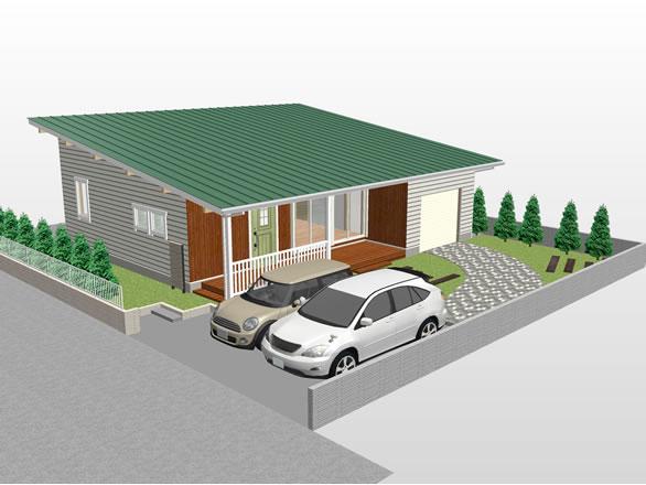 新築住宅(COVACO)