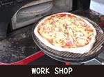 ヒロ建工ワークショップ:野菜ソムリエによるピザづくり