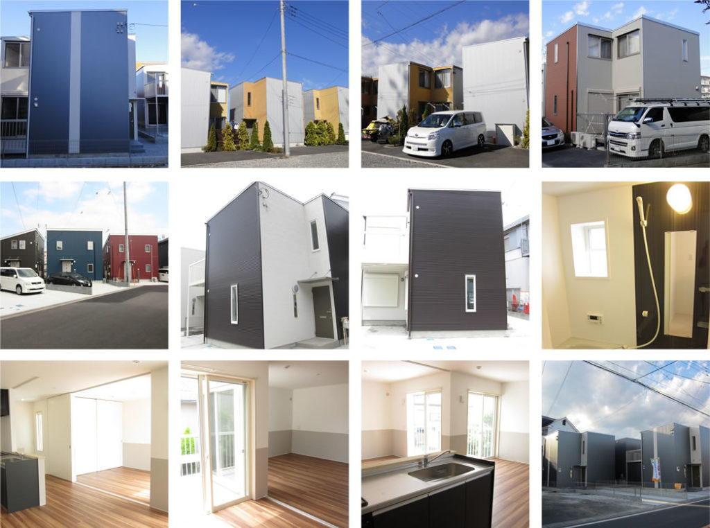 戸建賃貸の戸建賃貸の用途はいろいろ。目的に合わせた活用方法が選べます。