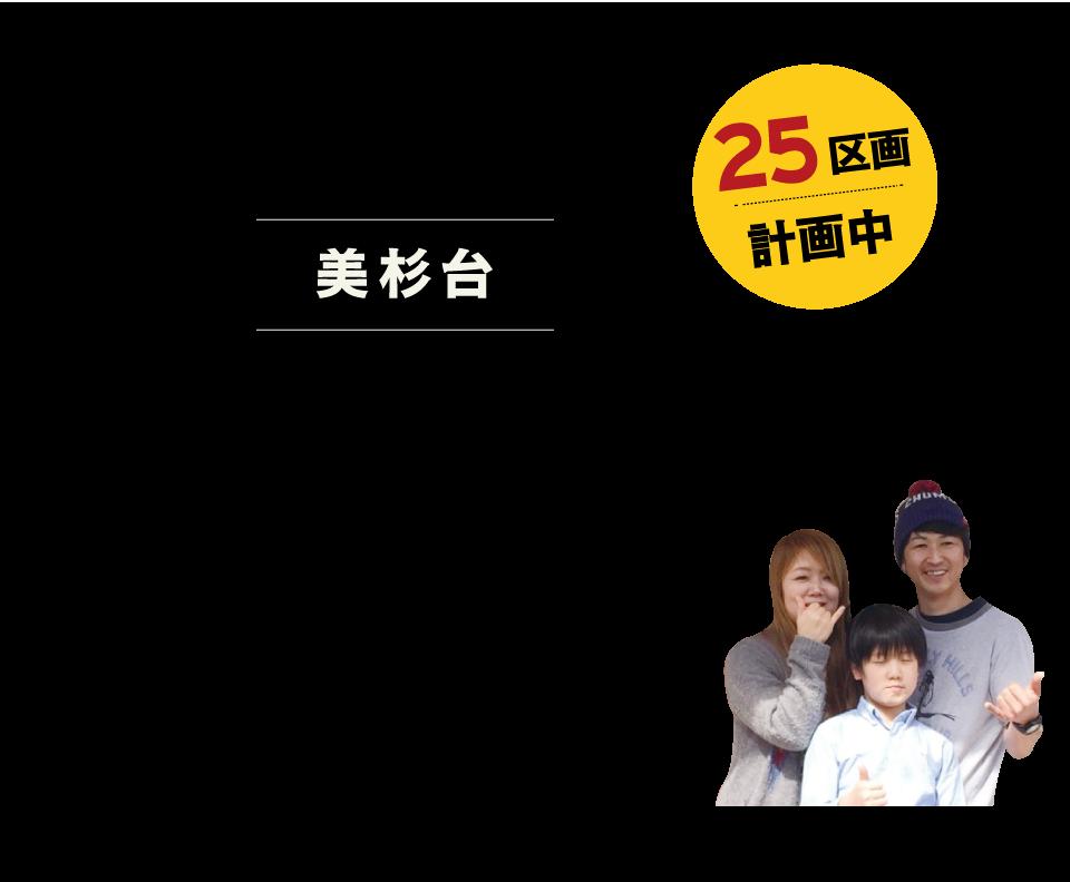 FARMER'S VILLAGE 分譲