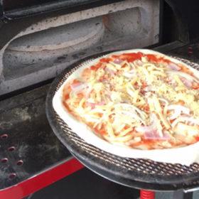 野菜ソムリエによるピザづくり