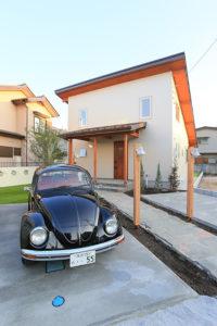 お客様が心豊かに暮らせる家・街をひろげていく。