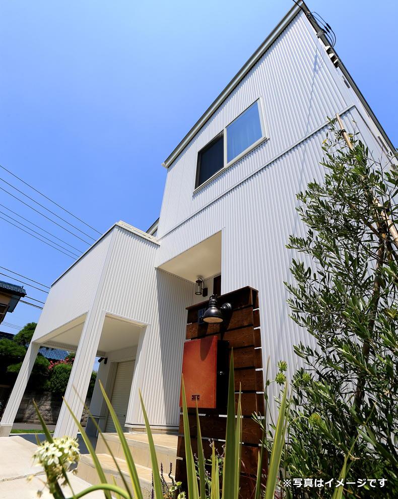 【MODEL HOUSE】スキップフロアのWAVEモデルハウス見学会